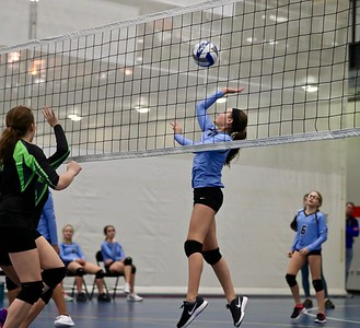 1/28/17 Volleyball