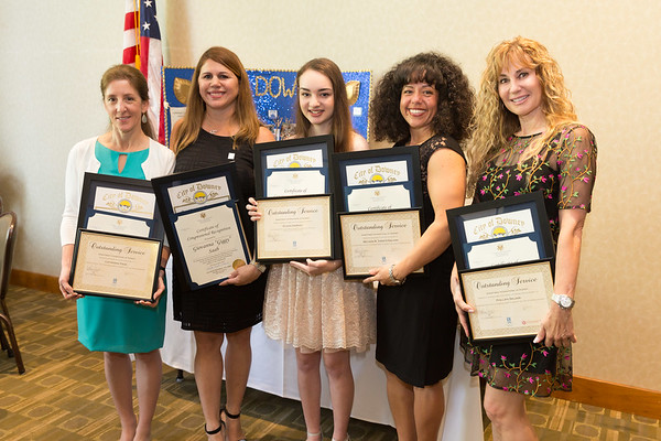 Soroptimist International, Downey, CA