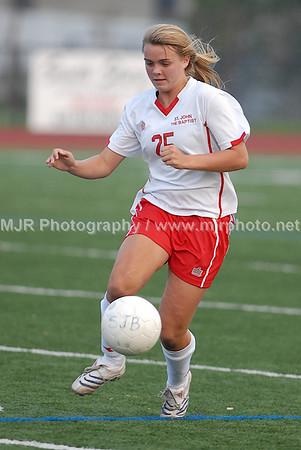 Kellenburg Vs St Johns Girls Varsity Soccer (10-17-07)