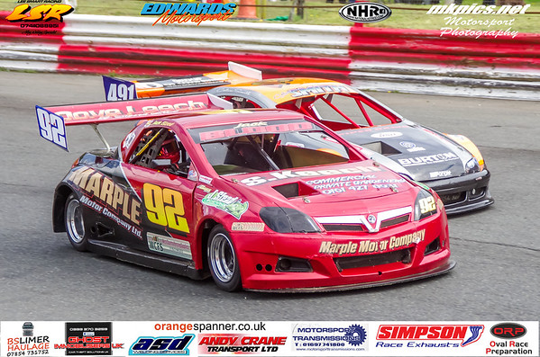 National Hot Rod 2019 English World series round 12
