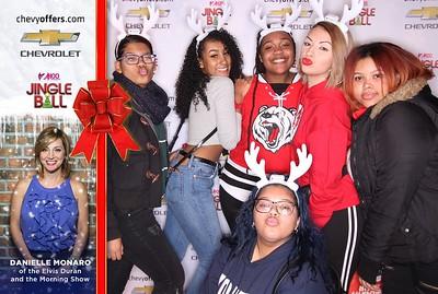 12.7.2018 - Chevy - iHR Jingle Ball, NY