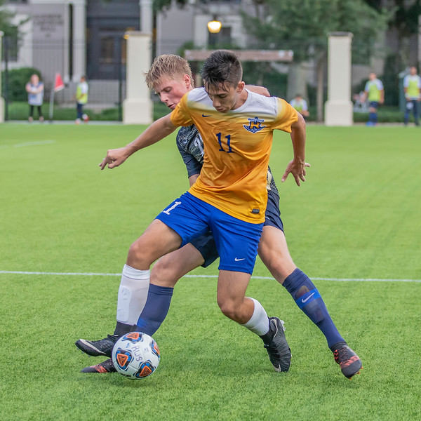 Rollins Tars Men's Soccer take on Wingate University. Rollins wins 2-1