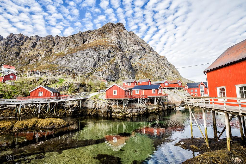 Norway photos - Lofoten Islands - Lina Stock