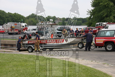 Hartford, Ct boat in distress
