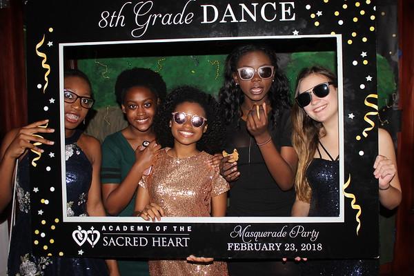 8th Grade Dance (2.23.18)