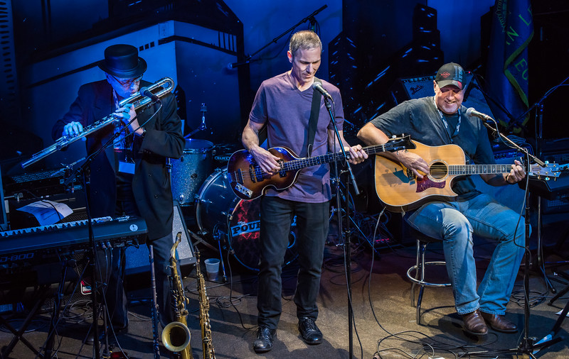 Jeff Dayton and Friends--Benefit for Camp Gratitude 2015-The Pourhouse, Mpls.