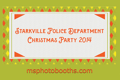 2014-12-11 FBC Starkville Police Party