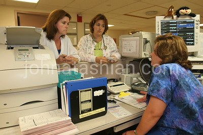 Bristol Hospital - Emergency Room Staff - July 21, 2005