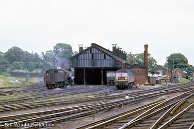 76063-76074 Built 1956 Doncaster