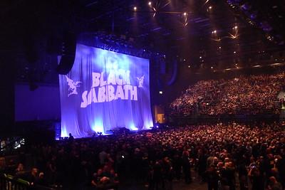 Black Sabbath's last gig