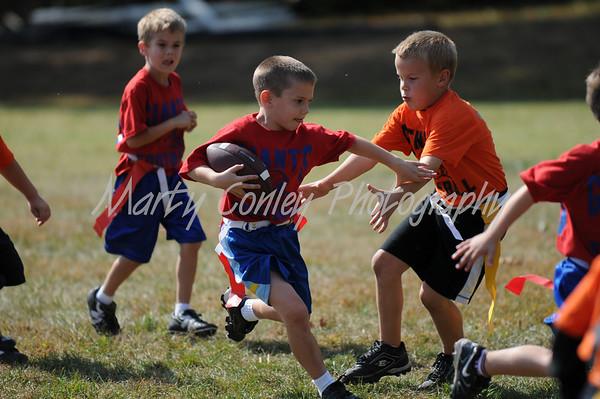 2008 Russell Flag Football 10/7/08