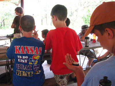 Summer Camp June 2009 - Sid Richardson Scout Ranch
