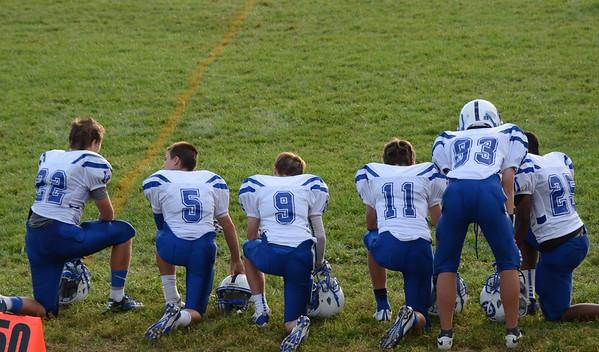 Wyoming MS Football
