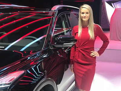 2019 North American International Auto Show Detroit