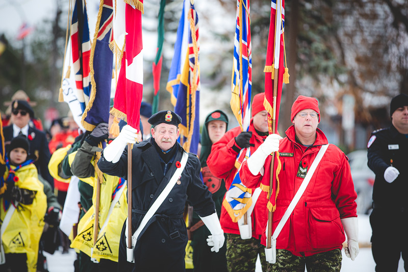 Smithers Rememberance Day 2019