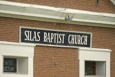 Silas Baptist Church Rest Stop - Saturday