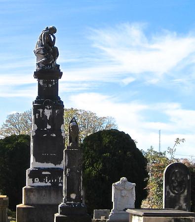 Newnan, GA - Oak Hill Cemetery