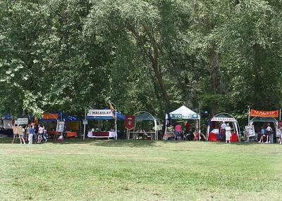 6/15/08 - Highland Festival in Blairsville, GA