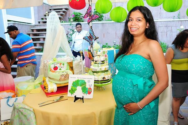Devi's Baby Shower