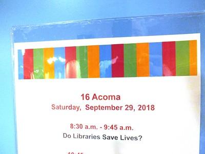 JCLC 2018 - Saturday September 29, 2018
