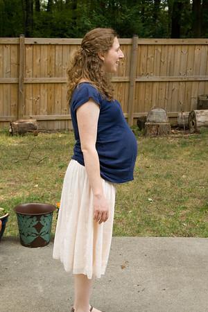 Genevieve full-term Sept 8, 2008