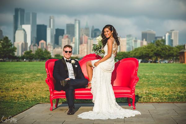 STEPHANIE & JUSTIN WEDDING