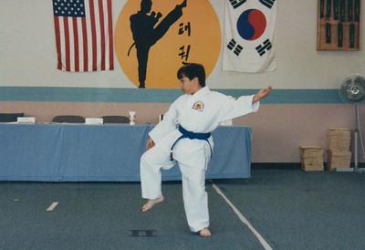 1993-05 | Taekwondo