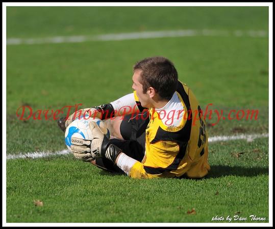 Soccer - NEC Soccer 2008