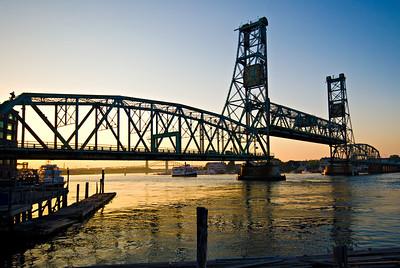 005.Memorial Bridge - Portsmouth