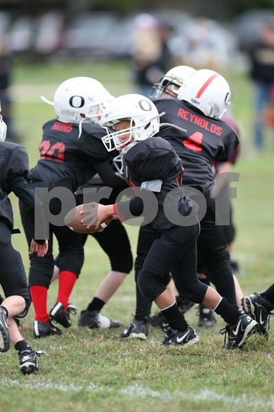 3rd Grade-Odessa Bulldogs Black vs Warrensburg Scorpions 10-3-09