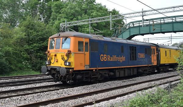 UK Rail June 2019