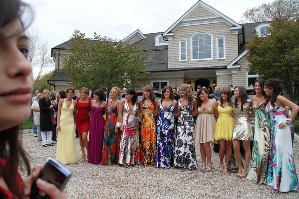 2010 Ryan's Prom