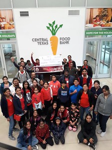 Nriva Austin Seva Day -Dec2018