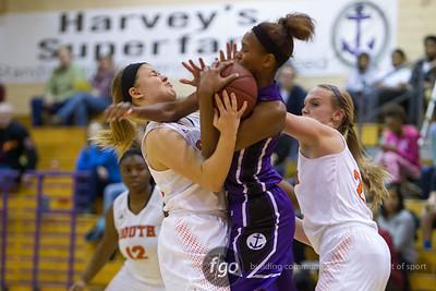 12-16-14 Minneapolis South v Minneapolis Southwest Girls Basketball