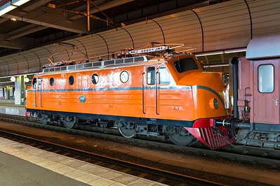 Nohab Ra #820 at Stockholm Central
