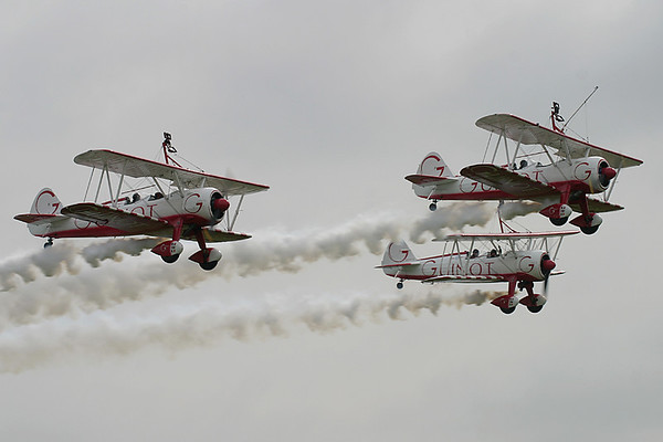 Old Warden : 6th May