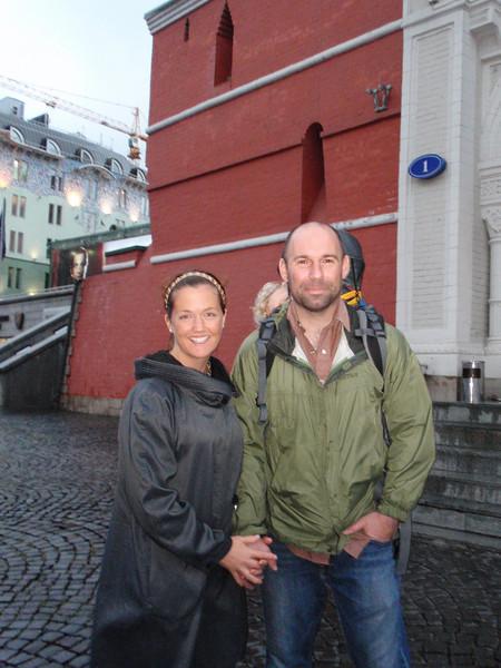 Wandering around Red Square
