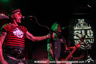 The Real McKenzies and A Tom Collins - at SLO Brew - San Luis Obispo, CA - September 18, 2014