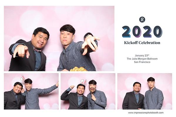 Recurly 2020 Kickoff Celebration
