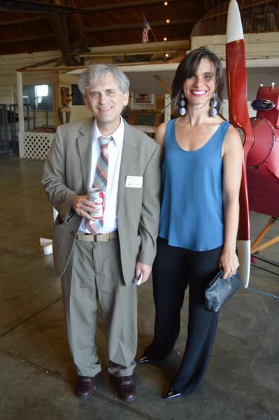 Megan Hurley (Board Member), Bob Maranto 2.JPG