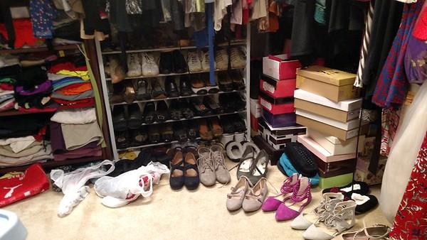 2016-10-21 Shoe packing