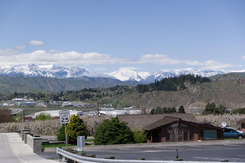 Cascade Range (Stephens Pass)
