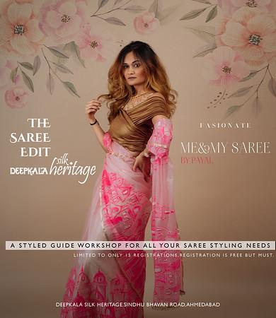 Saree Edit
