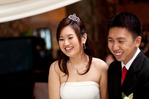 Nelson & Jennifer Wedding Day