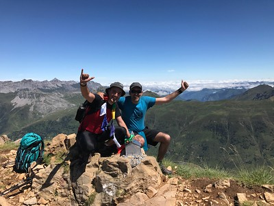 2017 Castillo de Acher (2.384 mts)
