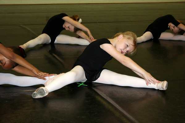 Lilah's Dance Visitor Day