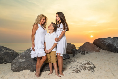 Tina Sophie and Craig Panama City Beach 2018