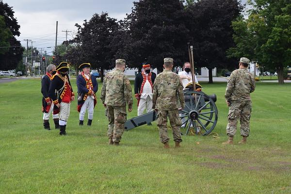 bennington battle day ceremony 081620