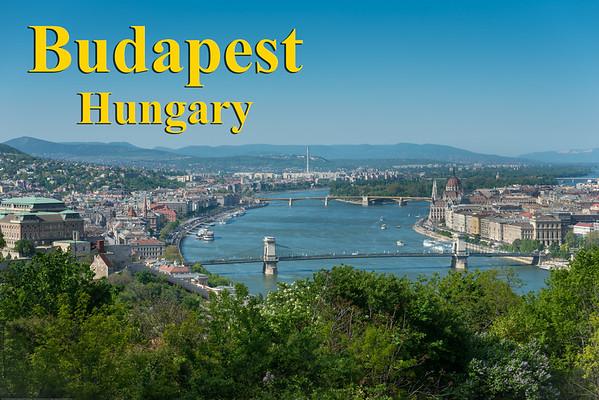 Budapest, Hungary, Apr 2016
