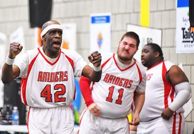 2019 Special Olympics basketball tournament